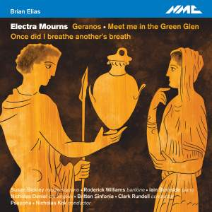 Brian Elias: Electra Mourns