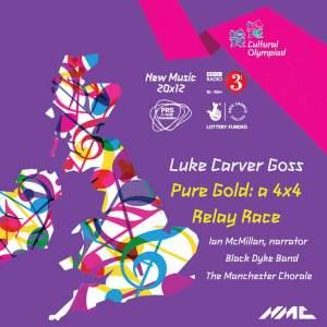 Luke Carver Goss: Pure Gold 'A 4x4 Relay Race' (Live)