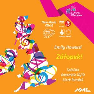 Howard, Emily: Zátopek!