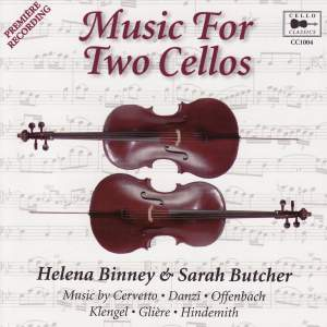 Duos for Two Cellos