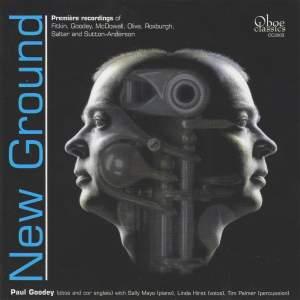 New Ground - Seven World Premiere Recordings