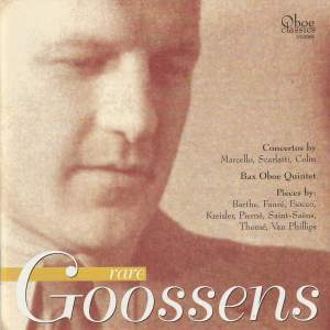 Rare Goossens Product Image