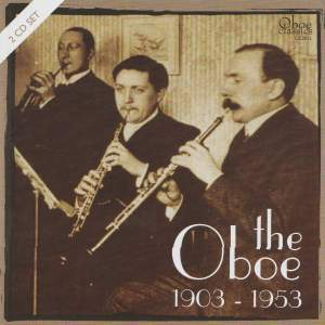 The Oboe 1903-1953 Product Image