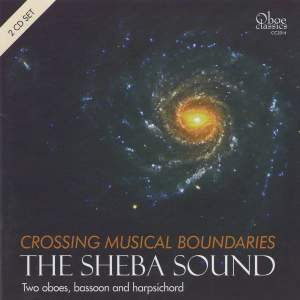The Sheba Sound - 2 Oboes/Bassoon/Harpsichord