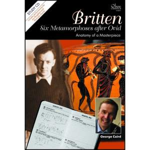 Britten: Six Metamorphoses after Ovid for solo oboe, Op. 49 Product Image