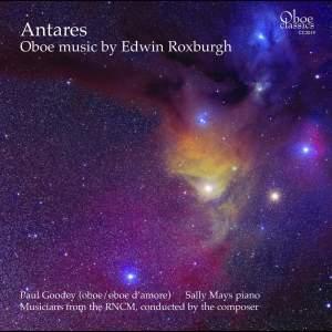 Roxburgh - Antares (Oboe Music) Product Image