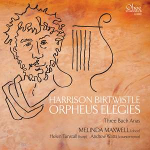 Birtwistle - Orpheus Elegies Product Image