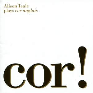 Cor! (music for cor anglais & piano) Product Image