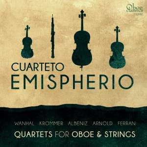Quartets for Oboe and Strings