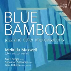 Blue Bamboo