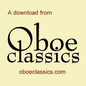 Oboe Masterworks Product Image