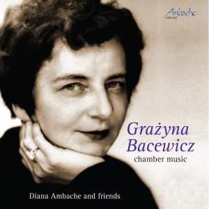 Bacewicz: Chamber Music Product Image