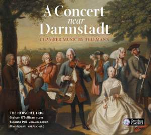 A Concert near Darmstadt Product Image
