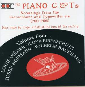 The Piano G & T's - Volume 4