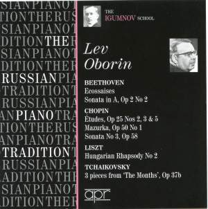Lev Oborin - The Igumnov School