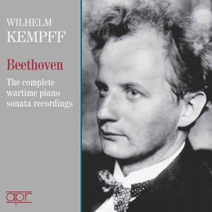 Beethoven: The Complete Wartime Piano Sonata Recordings Product Image