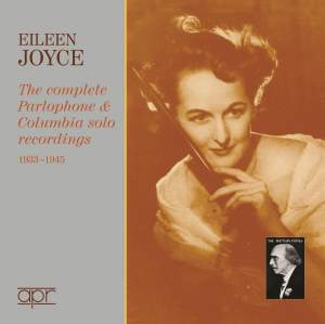 Eileen Joyce: Complete Parlophone & Columbia solo Recordings