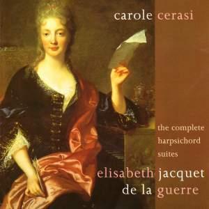Jacquet de la Guerre - The Complete Harpsichord Sonatas