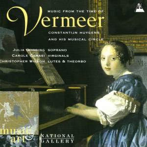 Cerasi, Carole: Music From The Time Of Vermeer