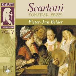 Scarlatti - Sonatas Volume 5