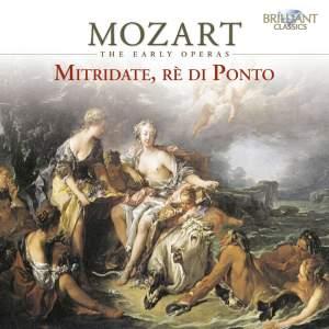 Mozart: Mitridate, rè di Ponto, K87