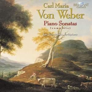 Carl Maria von Weber - Piano Sonatas