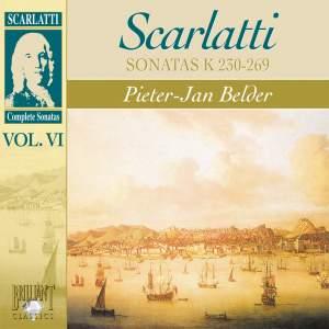 Scarlatti - Sonatas Volume 6