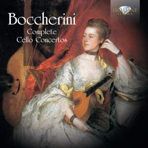 Boccherini - Cello Concertos