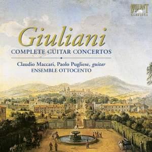 Giuliani - Complete Guitar Concertos