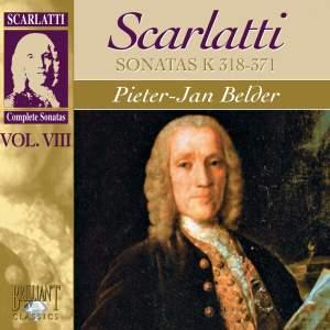 Scarlatti - Sonatas Volume 8