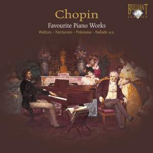 Chopin - Favourite Piano Works