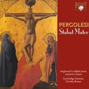 Pergolesi: Stabat mater & Salve regina