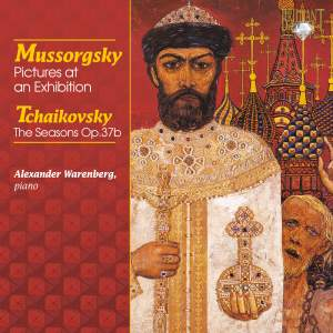 Mussorgksy: Pictures at an Exhibition & The Seasons