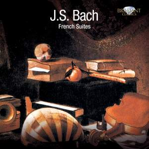 Bach, J S: French Suites Nos. 1-6, BWV812-817, etc.