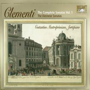 Clementi - The Complete Sonatas Volume 1