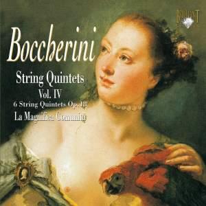 Boccherini - String Quintets Volume 4