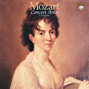 Mozart: Concert Arias Product Image