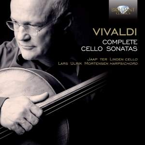 Vivaldi: Cello Sonatas Nos. 1-9, RV39-47
