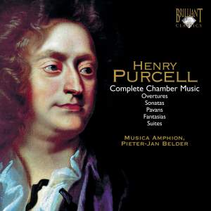 Purcell - Complete Chamber Music Product Image