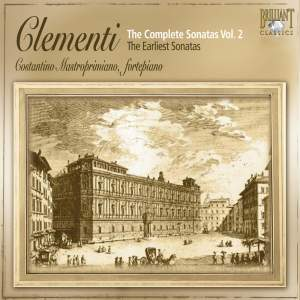 Clementi - The Complete Sonatas Volume 2