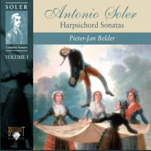 Antonio Soler: Harpsichord Sonatas Volume 1