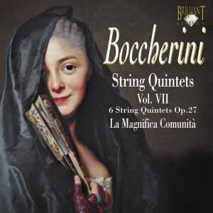 Boccherini - String Quintets Volume 7