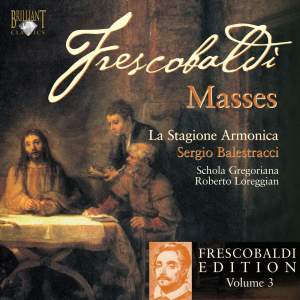 Frescobaldi Edition Volume 3 - Masses