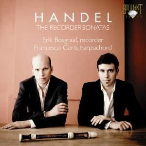 Handel - The Recorder Sonatas Product Image