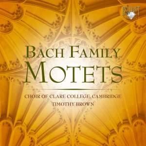 Bach Family - Motets