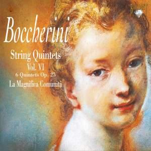 Boccherini - String Quintets Volume 6