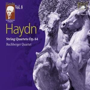 Haydn: String Quartets Volume 8