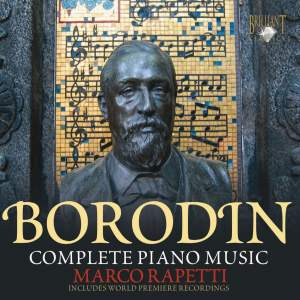 Borodin - Complete Piano Works Product Image