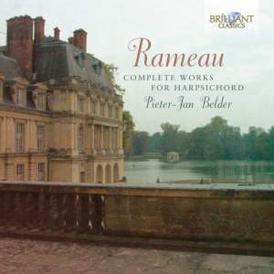 Rameau: Complete Works For Harpsichord Product Image