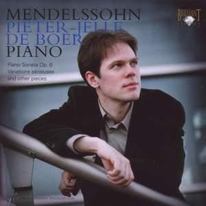 Mendelssohn - Piano Music